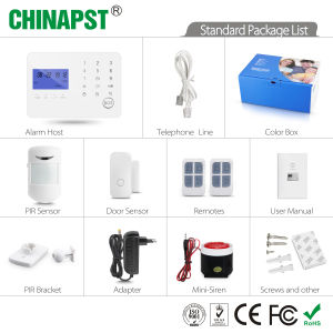 GSM Wireless Home Security Alarm with Touch Keypad (PST-PG994CQT) pictures & photos