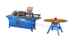 Automatic Aluminum Pipe Straightening and Cutting Machine pictures & photos