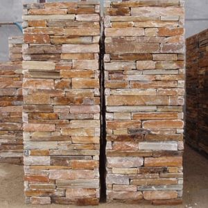 Chinese Professional Culture Stone for Wall Covering pictures & photos