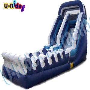 L Shape Inflatable Slide Without Pool pictures & photos