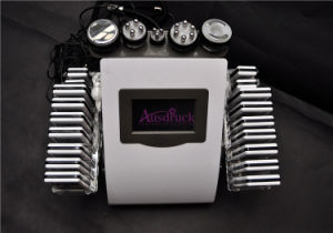 18 Pads Ultrasonic Cavitation RF Lipo Laser Slimming Machine