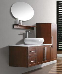 Wall Hung Bathroom Vanity #Yjb-2012 (2) pictures & photos