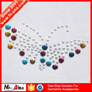 Over 95% of Clients Place Repeat Orders Cheaper Rhinestone Transfer pictures & photos