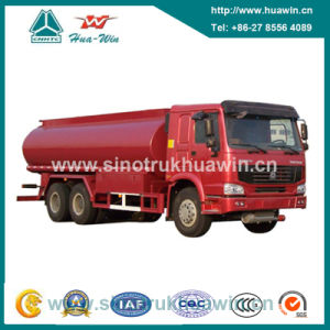Sinotruk HOWO 6X4 Oil Tank Truck 16~20 Cbm pictures & photos