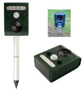 Cat Dog Bird Pest Control Solar Ultra Sonic Garden Pest Repeller pictures & photos
