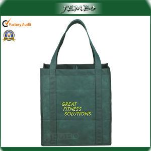 Recycled Cheap Portable Polypropylene Non Woven Grocery Bags pictures & photos
