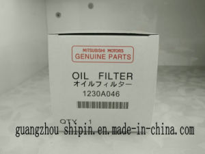 1230A046 Best Engine Oil Filter for Mitsubishi Motors pictures & photos