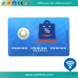 ISO 18000 UHF Contactless IC Smart Card pictures & photos