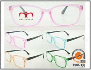 New Collection Colorful Pouch Pin Hinge Reading Glasses (WRP410266) pictures & photos