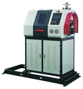 Automatic Roll Grooving Machine (TWG-10A) pictures & photos