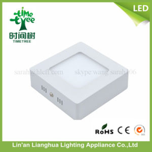 6W SMD LED Surface Mounted Round Panel Lighting pictures & photos