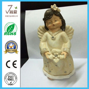 Lovely Fairy Statue, Polyresin Angel Figure Gift pictures & photos