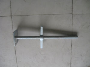 """36"""" Solid Scaffolding Levelling Jack with Base Plate O. D. 35mm pictures & photos"""