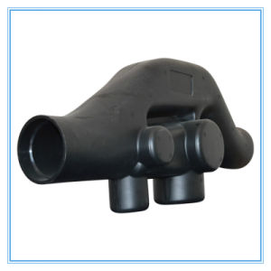 HDPE Fittings Sovent (110mm) for Bathroom Drainage pictures & photos