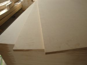 Raw MDF/Plain MDF/MDF Panel pictures & photos