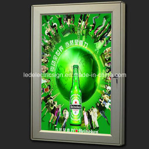LED Advertisement Display for Beer Sign with Acrylic Plastic Sign pictures & photos
