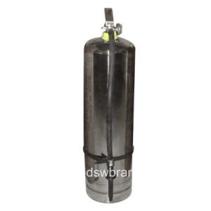 20lbs Stainless Steel Fire Extinguisher 162*560*1.2mm, Empty Cylinder pictures & photos