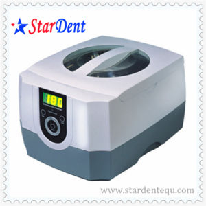 Dental Equipemt Digital Timer Display Ultrasonic Cleaner (1400ml) pictures & photos