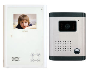 3.8 Inch Hands Free Color Video Door Phone
