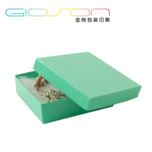 Lid & Base Paper Board Jewellery Packaging Box pictures & photos