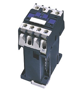 Lp1-D Series DC Operated AC Contactor pictures & photos