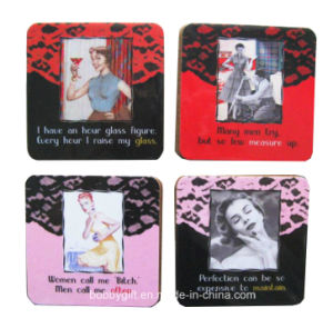 Fashion Design Printed Coaster, Cup Mat/Pad pictures & photos