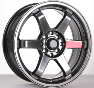 Car Wheels for Te37; Car Alloy Wheel Rims pictures & photos