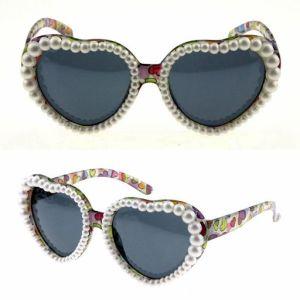 High Quality Fashionable Style Kids Sunglasses (PK14062)
