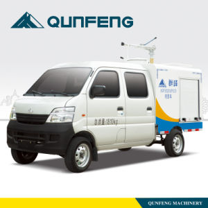 Qunfeng Water Cannon Road Cleaning Truck pictures & photos