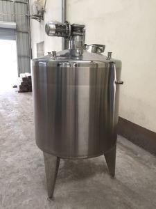 10000 Litre Stainless Steel Liquid Detergent Autoclave Storage Tank Agitator pictures & photos