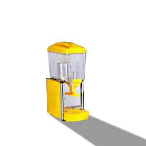 Commercial 1 Tank Electric Hot Ice Juice Beverage Cold Drink Juicer Dispenser pictures & photos