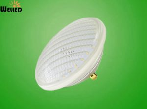 RGB Remote Control 2.4G LED PAR56 Pool Lamp with 36W 12V G53 Gx16D pictures & photos