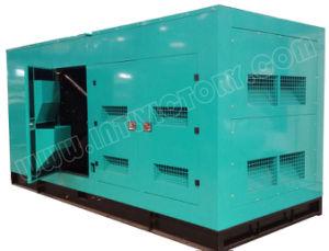 545kw/680kVA Soundproof Cummins Diesel Engine Generator Set pictures & photos