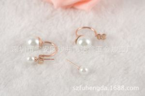 Stainless Steel Jewelry Fashion Jewellery Earring (hdx1102) pictures & photos