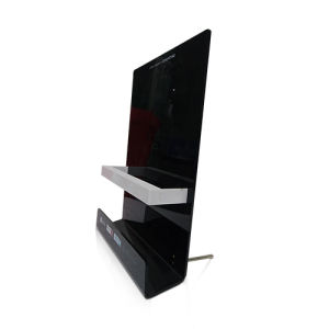 Chinal Retil Acrylic Floor Display Stands It Products Display Shelf pictures & photos