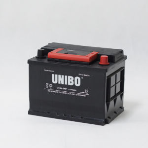 Mf DIN45 12V45ah Auto / Car Battery High Quality DIN Battery pictures & photos