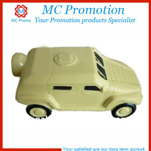 Promotion Bus Shape PU Foam Stress Toy