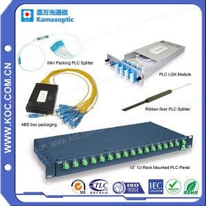 Optical Fiber PLC Splitter Box for MPO pictures & photos