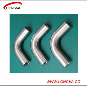 Sanitary Stainless Steel Bpe Pipe Fitting Elbow pictures & photos