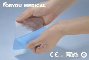 Transparent Silicone Scar Sheet Dressing Reusable CE FDA pictures & photos