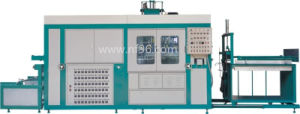 NF1250b Full Automatic High Speed Plastic Thermo Forming Machine