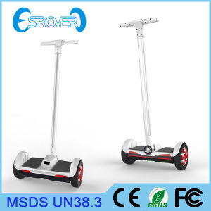 High Performance Two Wheel Self Balancing Scooter with Handle