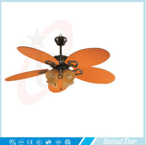 United Star 2015 52′′ Electric Decorative Ceiling Fan Dcf-192 pictures & photos