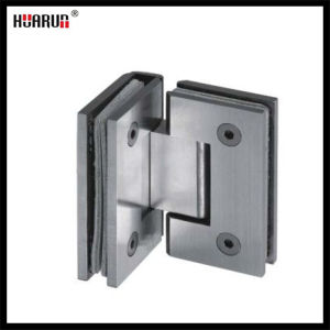 Glass to Glass 90 Degree Glass Hinge (HR1500G-4) pictures & photos
