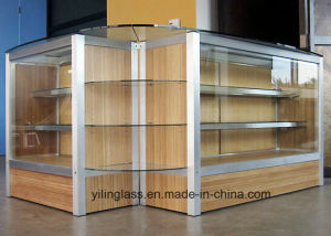 Tempered Ultra Clear Counter Top Glass pictures & photos