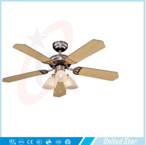 Unitedstar 52′′ Decoration Ceiling Fan (DCF-133) with CE/RoHS pictures & photos