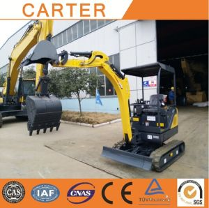 CT18-9d (1.8t&0.04m3) Crawler Multifunction Hydraulic Mini Excavator pictures & photos