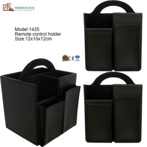 Big Black Wooden Gift Basket Design (1435) pictures & photos