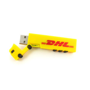 Wholesale Bulk Cheap Custom Truck Shape USB Flash Drive 8GB pictures & photos