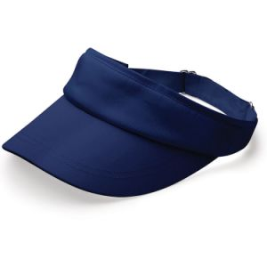 Classic Solid Custom Blank Sun Sports Visor Hat pictures & photos